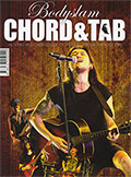 Bodyslam : Guitar Chord & Tab