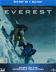 Everest [ Blu-ray ] (2 Discs - Steelbook)
