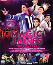 Concert DVD : James Ji - Magic James