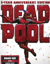 Deadpool [ DVD ] - 2-Year Anniversary Edition