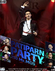 Concert DVDs : Mos Patiparn - Patiparn Party 25 Year Mr.Mos
