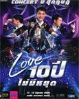 Concert DVDs : Bie - Love 10 Pee Mai Mee Yood