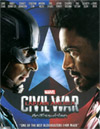 Captain America: Civil War [ DVD ]