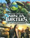 Teenage Mutant Ninja Turtles: Out Of The Shadows [ DVD ]