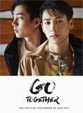 The Official Photobook of Gun-Off - Go Together