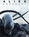 Alien Covenant [ DVD ]