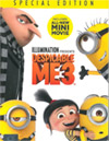 Despicable Me 3 [ DVD ]