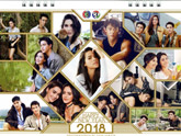 Desktop Calendar 2018 : Ch.3 - Sawasdee Pee Mai (Version B)