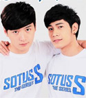 Sotus S The Series : White T-Shirt - Size L