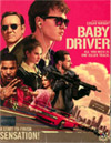 Baby Driver [ DVD ]