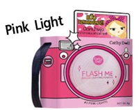 Cathy Doll : Flash Me Baked Lighting Powder Pink Light.