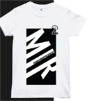 T-Shirt : Make It Right 2 - Collection A White - Size L