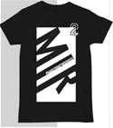 T-Shirt : Make It Right 2 - Collection A Black - Size L