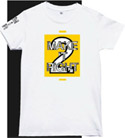 T-Shirt : Make It Right 2 - Collection B White - Size S