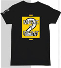 T-Shirt : Make It Right 2 - Collection B Black - Size M