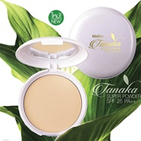 Mistine : Tanaka Super Powder SPF25PA++ [Medium skin : S2]