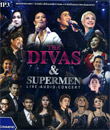 MP3 : Grammy - The Divas and Supermen - Live Audio Concert