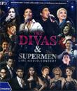 MP3 : Grammy - The Divas and Supermen - Live Audio Concert