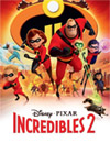 Incredibles 2 [ DVD ]