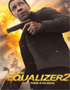 The Equalizer 2 [ DVD ]