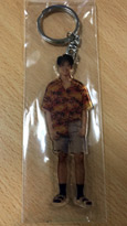 Y I Love You Fan Party : Keychain - Frank Thanatsaran