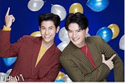 Peraya Party : Blanket - Krist&Singto - Type A