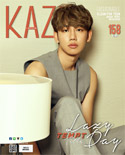 KAZZ : Vol. 158 - TEMPT - Title