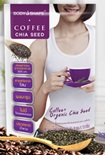 Body Shape : Coffee Organic Chia Seed