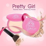 Pretty Girl : Powder Powder 02 [Medium Skin]