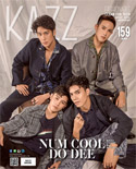 KAZZ : Vol. 159 - Masu, Champ, Mai, August
