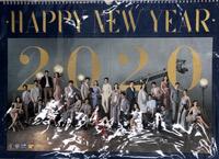 Wall Calendar 2020 : Ch.3 - Sawasdee Pee Mai