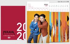 GMMTV : Krist & Singto - Peraya Calendar 2020