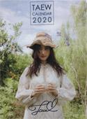 Taew Nuttaporn : 2020 Calendar