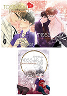 Thai Novel : Tossara Vol.1-2 + Special
