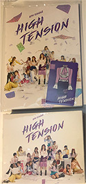 BNK48 : 8th Single - High Tension + Mini Photobook