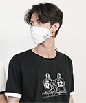 2Gether The Series : #2getherTheSeries T-shirt (Black) - Size M