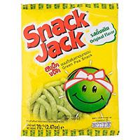 Snackjack : Green Pea Snack (Set of 3)