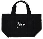 Astro : Canvas Bag - Black