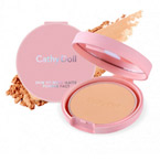 Cathy Doll : Nude Matte Powder Pact SPF30 - No.2 Light Beige