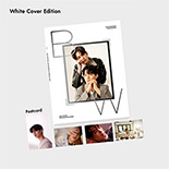 The Official Photobook of Bright-Win : White Edition
