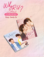 Thai Novel : Why R U Vol.1-2 (Actors Cover Edition)