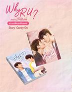 Thai Novel : Why R U Vol.1-2 (Actors Cover Edition)