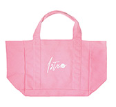 Astro : Canvas Bag - Pink
