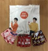 MinMin : Candy x Krist Singto Tote Bag