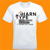 TharnType The Series SS2 : T-Shirt Type B - Size 4XL
