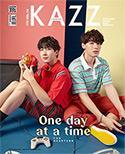 KAZZ : Vol. 172 - Pod & Khaotung - Cover B