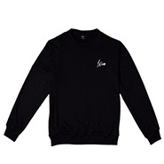 Astro : Stock Logo Sweater - Black Size XS