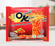MAMA OK : Shrimp Stir Fried Tomyum Sauce Flavour (Pack of 4)