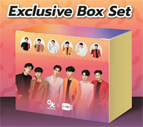 MAMA OK : Exclusive Box Set