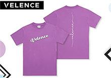 Velence : Tshirt - Lavender Size XL
